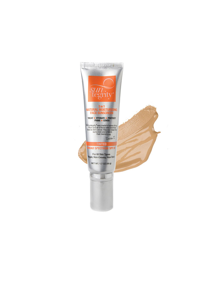 In  Natural Moisturizing Face Sunscreen Spf  Medium
